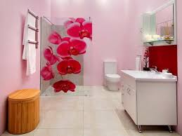 Pink Bathroom Ideas Bathrooms Cuteness Of Pink Bathroom Decorating Ideas Bathroom