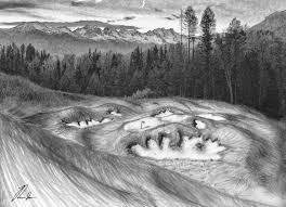 riley johns interview golf art and course design meet graylyn
