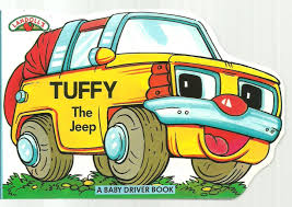 yellow jeep clipart tuffy the jeep a baby driver book by written and illustrated by