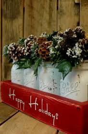 Make Your Own Christmas Centerpiece - rustic pallet wood centerpiece box by lennyandjennydesigns on etsy