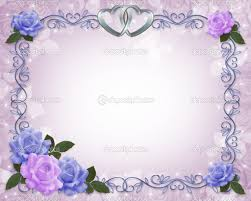 lavender border image and illustration composition white roses