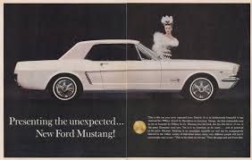 mustang vintage mustang in the 60s vintage ads am york