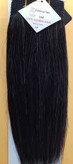 human hair in salt and pepper salt and pepper 100 human weave hair extension straight