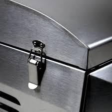 Top Gas Grills Superspace 20 000 Btu 2 Burner Stainless Steel Bbq Tabletop