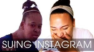 Confused Face Meme - confused girl sues instagram youtube