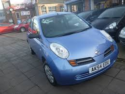 nissan micra 2004 used 2004 nissan micra s 3dr for sale in london autotrust cars