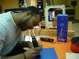 3doodler 2 0 first impressions doodling name with 3d printing pen 3doodler nom griffonner avec