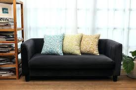 slipcovers for pillow back sofas pillow covers for sofa like this item pillow sofa slipcovers