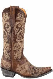 gringo womens boots size 11 gringo s brass san saba ii cowboy boots pinto ranch