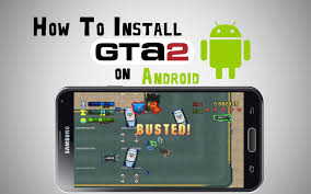 gta 2 android how to install gta 2 on android ps one - Gta 2 Android Apk
