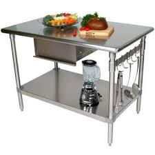 island kitchen carts stainless steel kitchen work table island kitchen carts kitchen