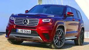 jeep wagon mercedes super 2020 mercedes benz glg concept
