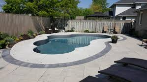 Mountain Lake Pool Design by Curved Pools Gallery Aqua Blue Welland