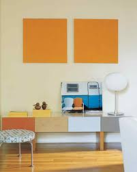 Furniture Color by Orange Rooms Martha Stewart