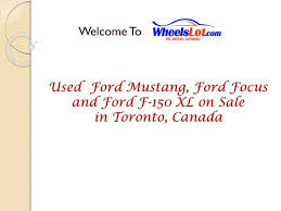 used ford focus toronto best 25 used ford ideas on used ford f150 used ford