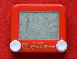 this artist uses an etch a sketch to recreate history u0027s most