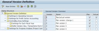 controlling definition maintain controlling area settings