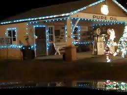 christmas lights lebanon tn christmas lights in lebanon tn 2009 youtube