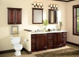 unfinished bathroom vanities at lowes cabinets denver home depot