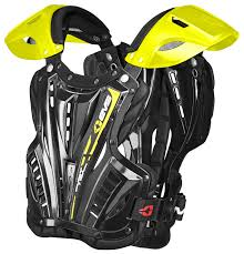 fox motocross chest protector evs vex chest protector cycle gear