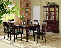 dining room tables cherry finish