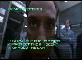 robocop electrocutes himself youtube what happens when robocop s directives come into conflict science