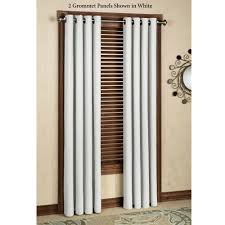 nantucket thermalogic tm grommet curtain panels