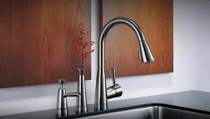 Touch Kitchen Faucets Brizo Venuto Smart Touch Kitchen Faucet Kitchen Design