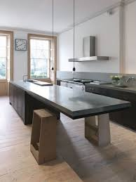 floating table various kitchen cantilevered tables floating in modern luxury
