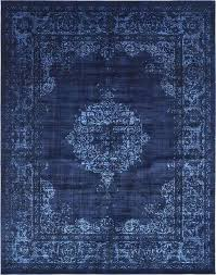 Navy Blue Area Rug 8x10 Navy Blue Area Rug Thelittlelittle