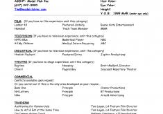 Automotive Mechanic Resume Sample by Resume For Auto Mechanic Haadyaooverbayresort Com