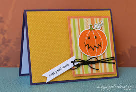 a vegas at heart happy halloween cards