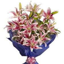Lily Flowers Flower Delivery In Bangalore Lilies Flowers To Bangalore Send
