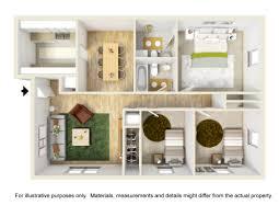 3 bedroom apartment floor plan floor plans u0026 rates
