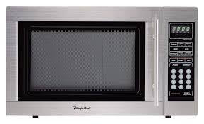 black friday home depot magic chef amazon com magic chef mcd1311st 1 3cf 1000w s steel microwave