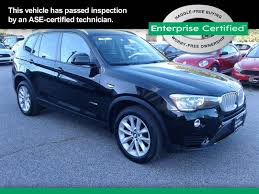 used bmw x3 for sale special offers edmunds