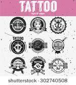 tattoo logo free vector art 6377 free downloads