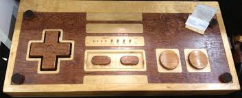 Nintendo Controller Coffee Table The Nintendo Nes Controller Coffee Table