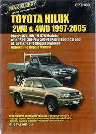 28 2005 2010 toyota hilux service manual repair 101424 2005