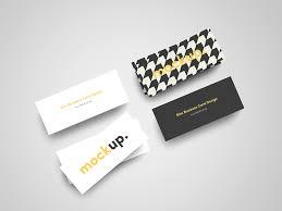 business cards psd mockup slim business card mockups freebie photoshop resource