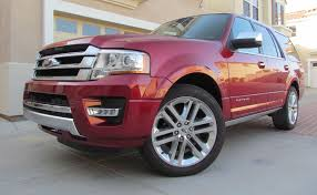 ford expedition red driven 2015 ford expedition platinum 4x2 classiccars com journal