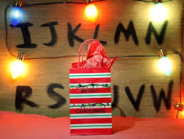 diy stranger things gift bags ilovetocreate