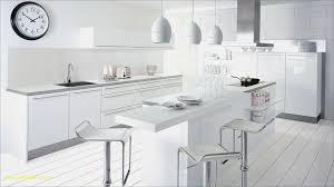 cuisine équipée blanc laqué cuisine equipee blanc laque quip e blanche beau sur idee deco