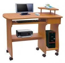 Personal Computer Desk Computer Desks With Wheels Foter