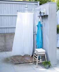 Outdoor Shower Rv - build an outdoor shower stall rving pinterest rv camping