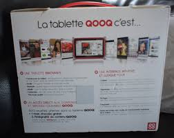 tablette de cuisine qooq la tablette tactile pour cuisine qooq en test cook orico