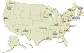 University Of Arizona Map by Prevention Research Centers Oregon Prc