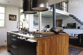Deco Salon Et Cuisine Ouverte by Indogate Com Petite Cuisine Moderne