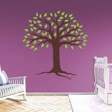 spring tree wall decal shop fatheadA for art cor spring tree fathead wall decal