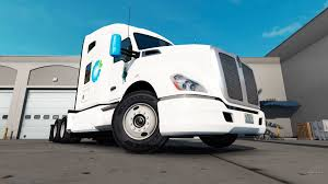2016 kenworth tractor skin for the kenworth tractor for american truck simulator